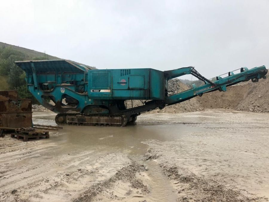 Used Crusher 2011 Powerscreen XA400S for Sale - 3