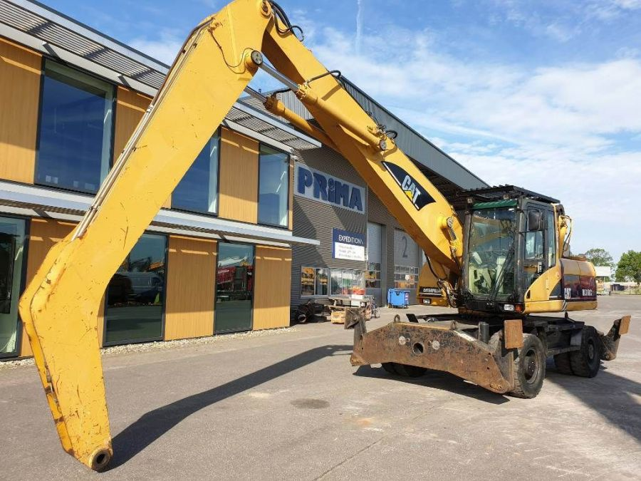Used Material Handler 2006 Caterpillar M 318 C MH for Sale - 5
