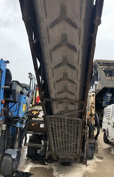 Used Road Planer 2013 Wirtgen W100i for Sale - 5
