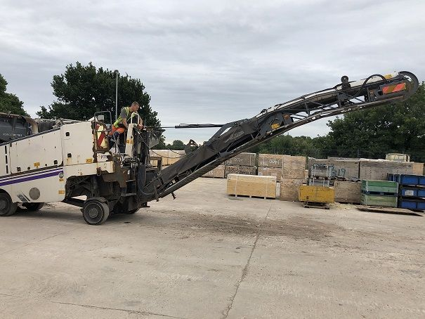 Used Road Planer 2013 Wirtgen W100i for Sale - 2