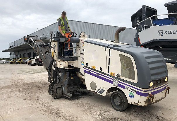 Used Road Planer 2013 Wirtgen W100i for Sale - 3