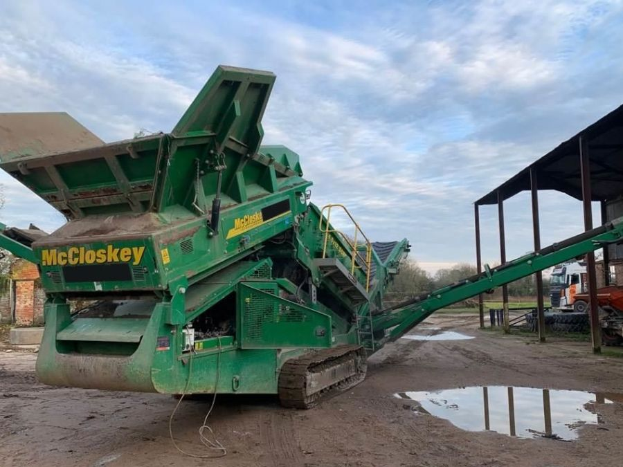 Used Screener 2014 McCloskey R105 for Sale - 4