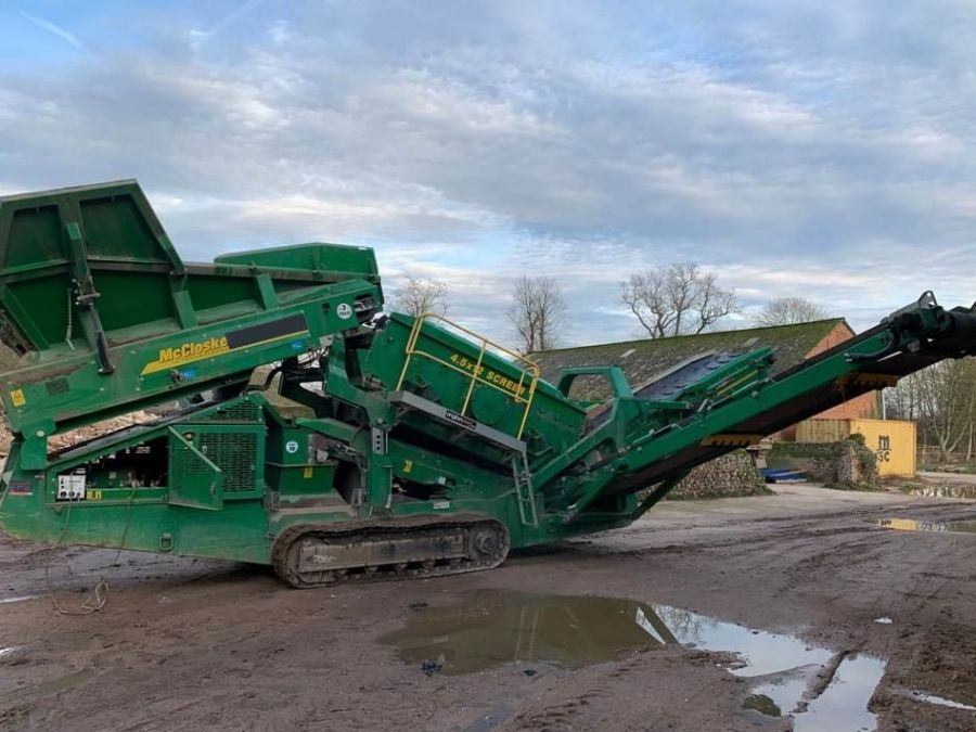 Used Screener 2014 McCloskey R105 for Sale - 2