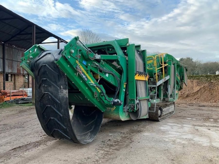 Used Screener 2014 McCloskey R105 for Sale - 5