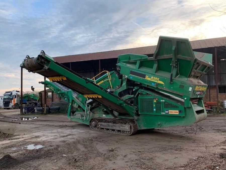 Used Screener 2014 McCloskey R105 for Sale - 1