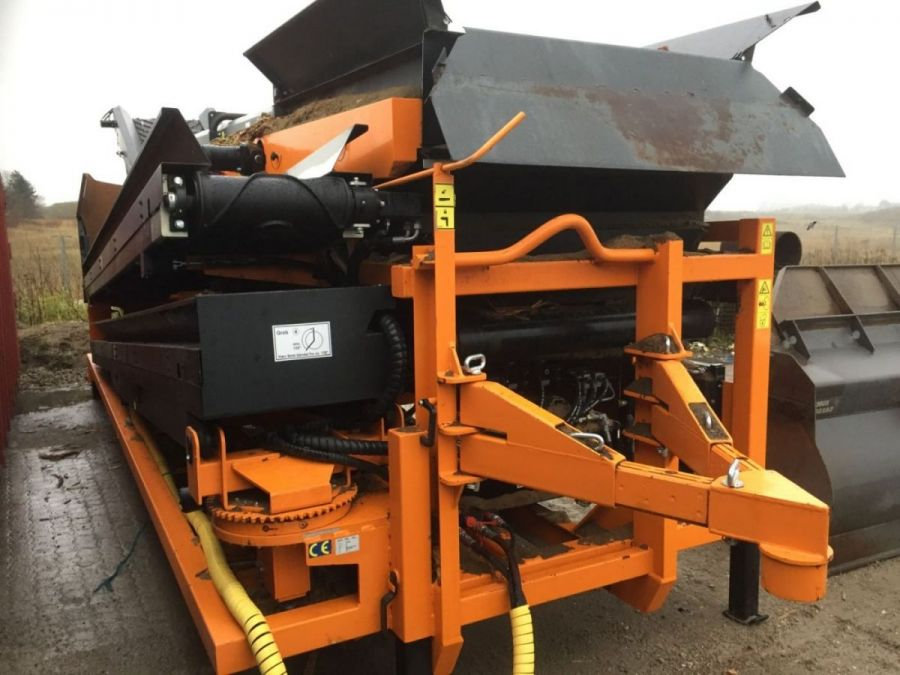 Used Star Screen 2017 Doppstadt HS 800 for Sale - 2