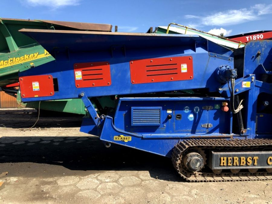 Used Crusher 2013 Herbst HAC36 for Sale - 3