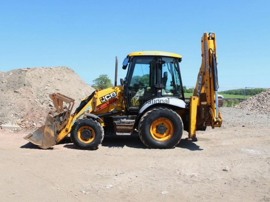 Used Backhoe 2010 JCB 3CX  for Sale - 1 - Thumbnail
