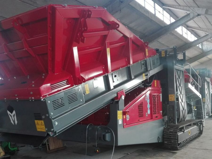 Used Screener 2020 Maximus 512S for Sale - 2