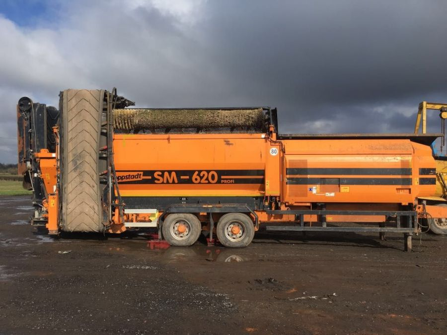 Used Waste Systems 2014 Doppstadt SM620 for Sale - 1