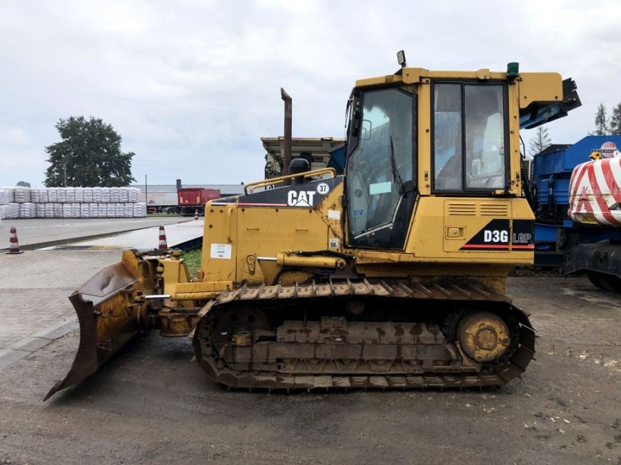 Used Dozer 2006 Caterpillar D3 for Sale - 2