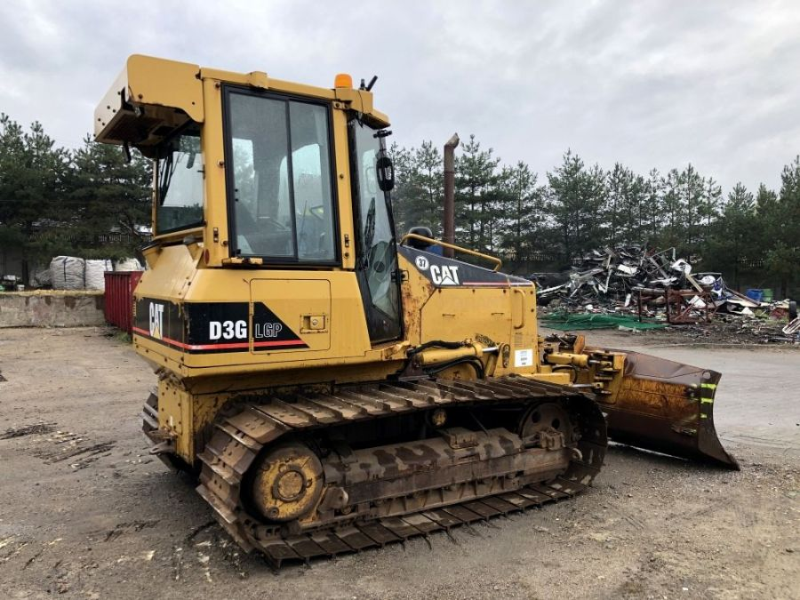Used Dozer 2006 Caterpillar D3 for Sale - 4