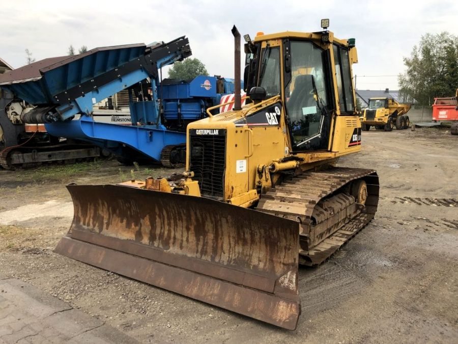 Used Dozer 2006 Caterpillar D3 for Sale - 1
