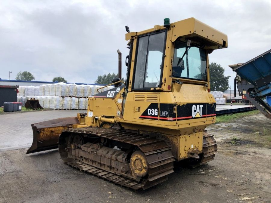 Used Dozer 2006 Caterpillar D3 for Sale - 5