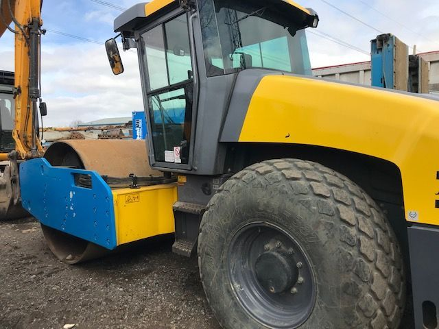 Used Roller 2015 Atlas Copco CA 3500 for Sale - 1