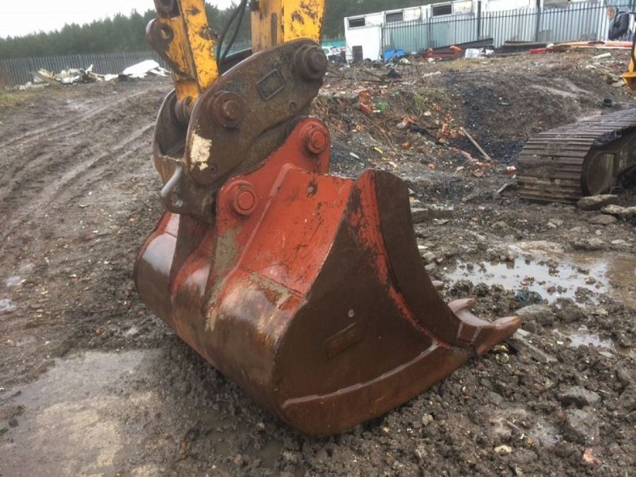 Used Excavator 2007 JCB JS 220 for Sale - 2 - Thumbnail