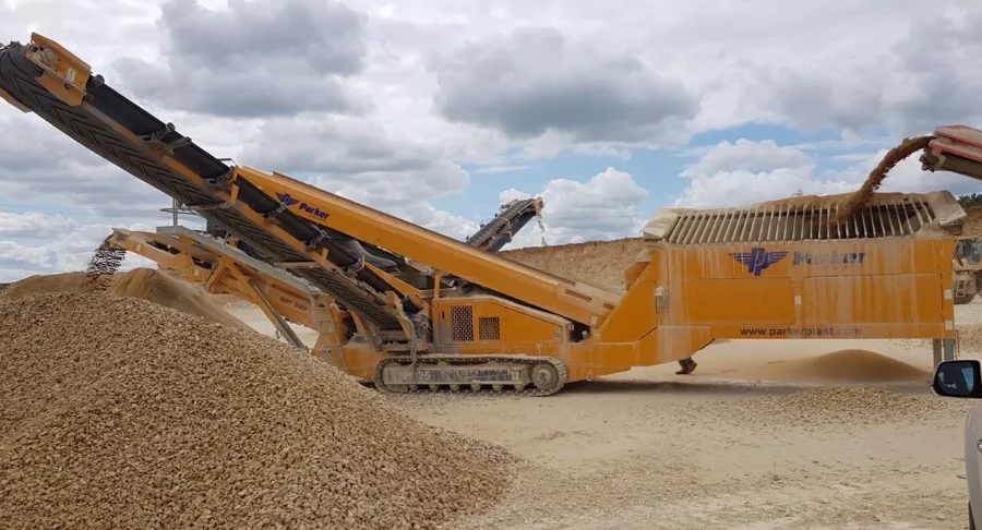 Used Screener 2011 Parker SD 125 for Sale - 2