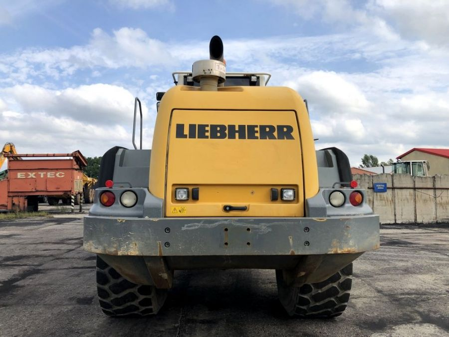 Used Wheel Loader 2009 Liebherr L 566 for Sale - 5