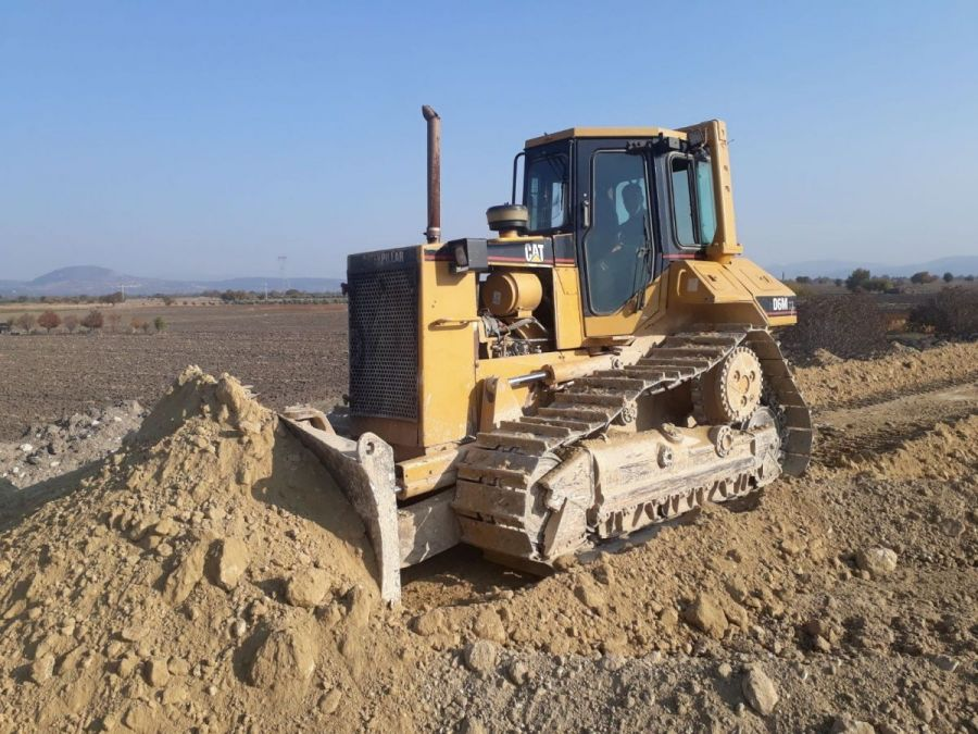 Used Dozer 1999 Caterpillar D6 for Sale - 2