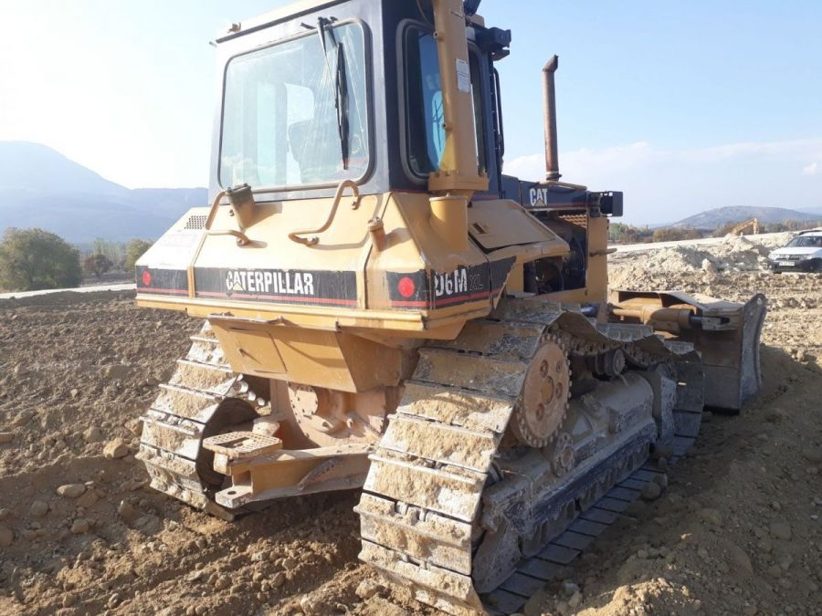 Used Dozer 1999 Caterpillar D6 for Sale - 1