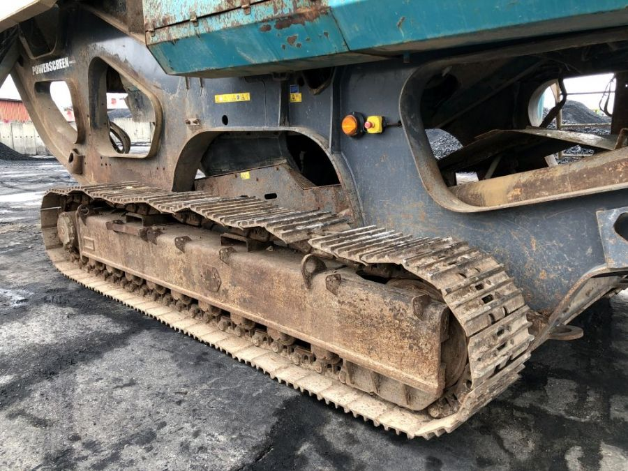 Used Crusher 2014 Powerscreen Premiertrak R400 for Sale - 5