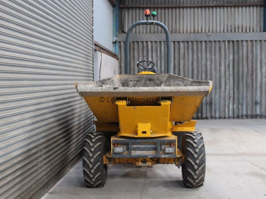 Used Dump Truck 2006 Thwaites 3T Swivel for Sale - 4