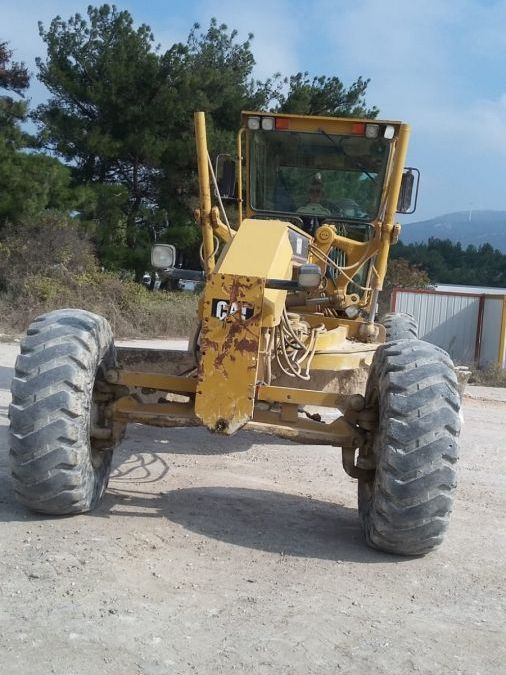 Used Attachment 1999 Caterpillar 160H for Sale - 4