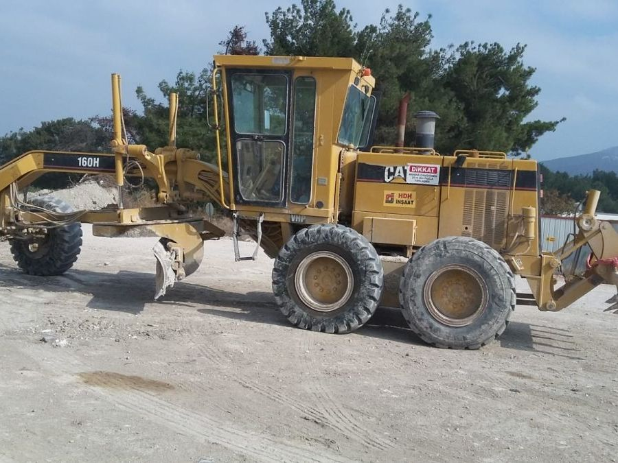 Used Attachment 1999 Caterpillar 160H for Sale - 2