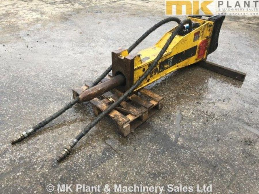 Used Attachment 2015 Epiroc MB 1000 for Sale - 2
