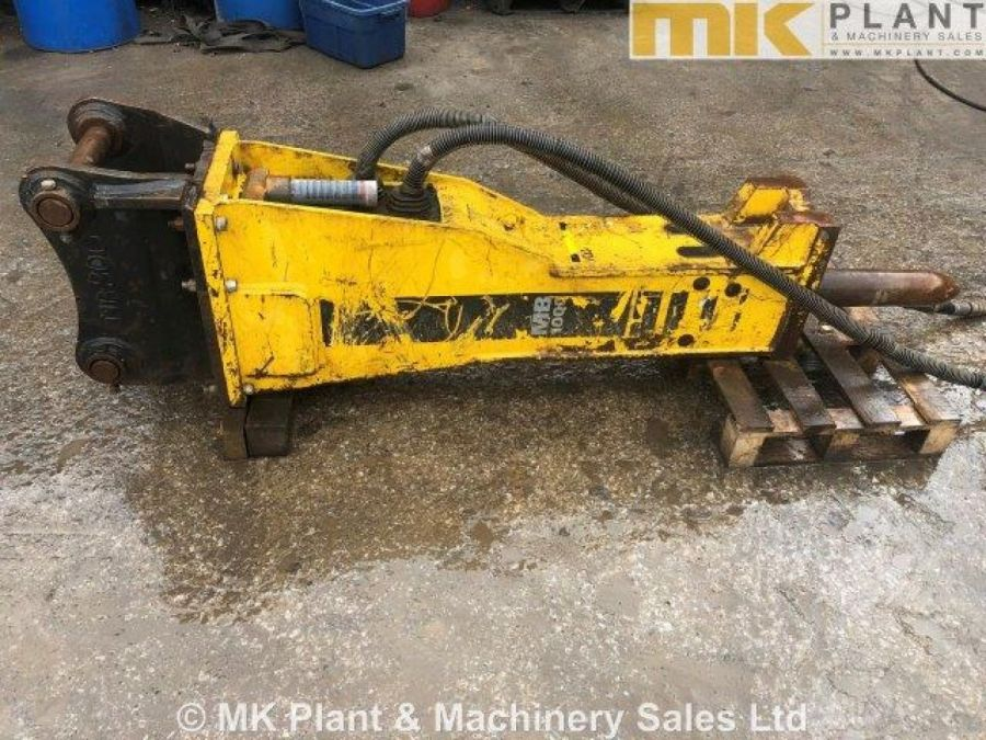 Used Attachment 2015 Epiroc MB 1000 for Sale - 1