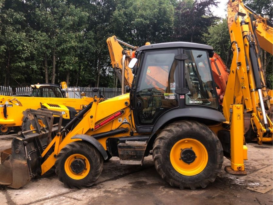 Used Backhoe 2015 JCB 3CX  for Sale - 2