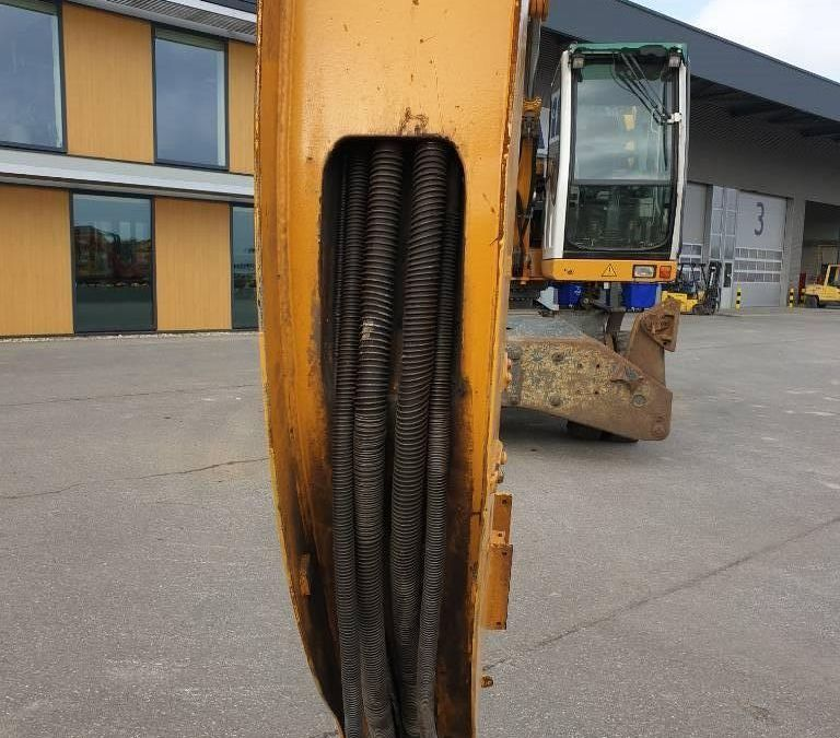 Used Excavator 2012 Liebherr A 934 C Litronic for Sale - 5