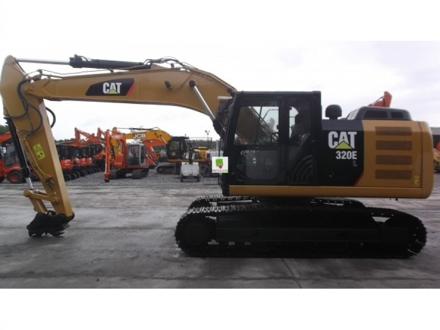Used Excavator 2014 Caterpillar 320 for Sale - 4 - Thumbnail