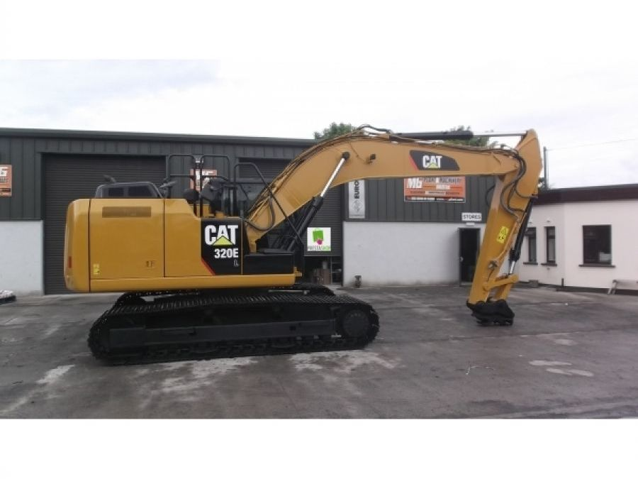 Used Excavator 2014 Caterpillar 320 for Sale - 2 - Thumbnail