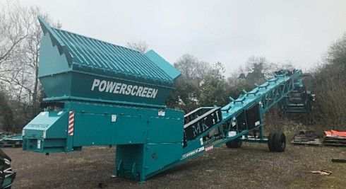 Used Screener 2005 Powerscreen MKII VSBF for Sale - 1