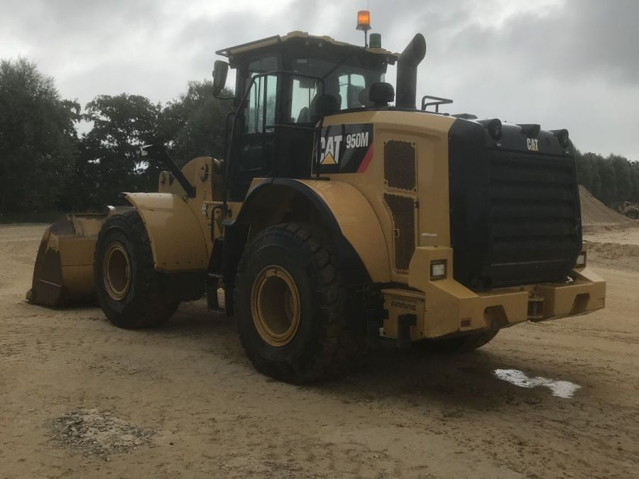 Used Wheel Loader 2016 Caterpillar 950M for Sale - 2