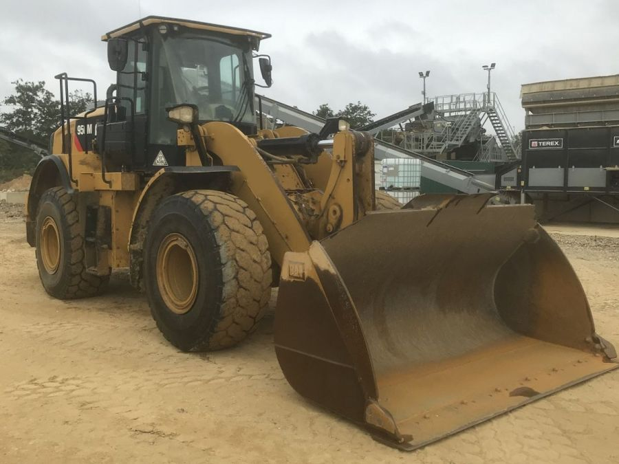 Used Wheel Loader 2016 Caterpillar 950M for Sale - 3