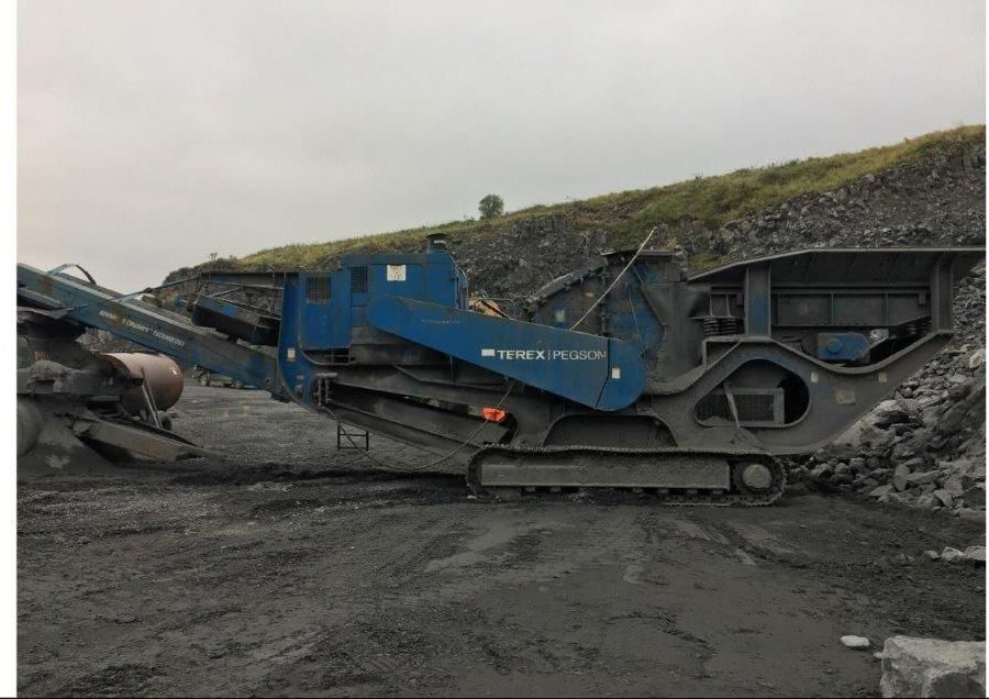 Used Crusher 2001 Pegson Trakpactor for Sale - 1