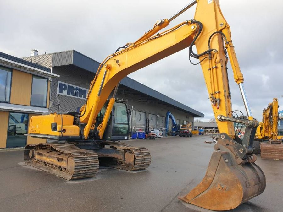 Used Excavator 2008 Hyundai Robex 290 LC-7 A for Sale - 3