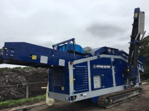Used Waste Systems 2017 Edge MC1400 for Sale - 1