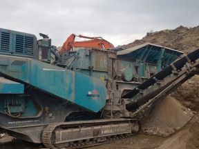 Powerscreen Trackpactor 500