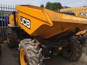 JCB 6T Side Tip