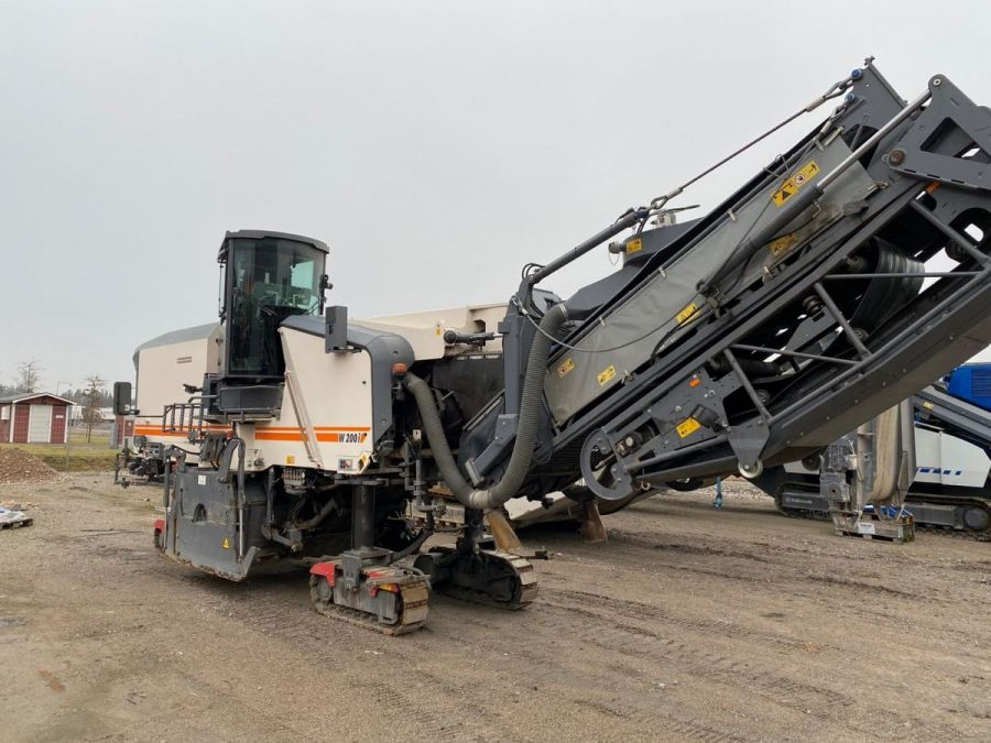 Used Road Planer 2017 Wirtgen W200i for Sale - 3