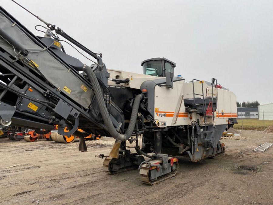Used Road Planer 2017 Wirtgen W200i for Sale - 1