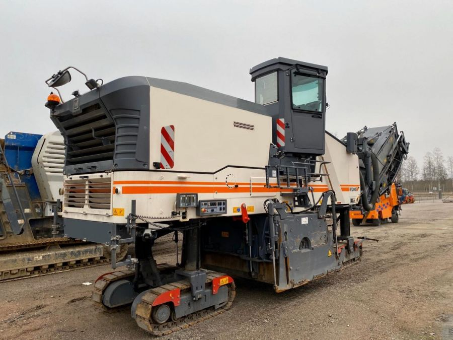 Used Road Planer 2017 Wirtgen W200i for Sale - 5
