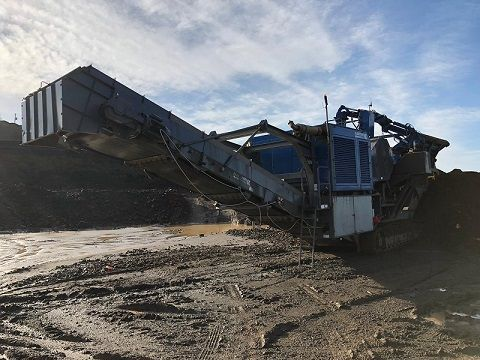 Used Crusher 2015 Kleemann MC 120 Z for Sale - 2