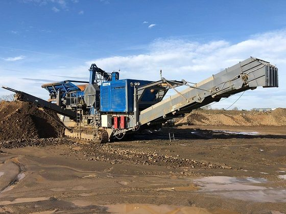 Used Crusher 2015 Kleemann MC 120 Z for Sale - 1