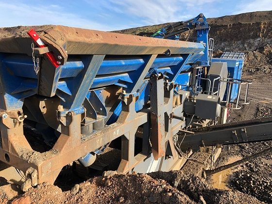 Used Crusher 2015 Kleemann MC 120 Z for Sale - 5