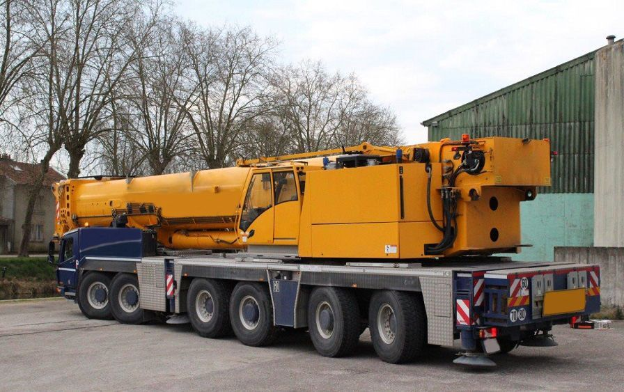 Used  2006 Terex Demag AC100 for Sale - 5