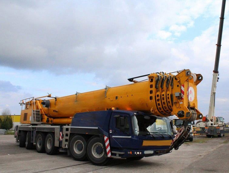 Used  2006 Terex Demag AC100 for Sale - 3